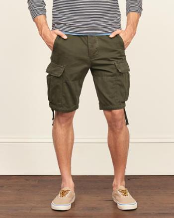 Abercrombie Shorts Cargo