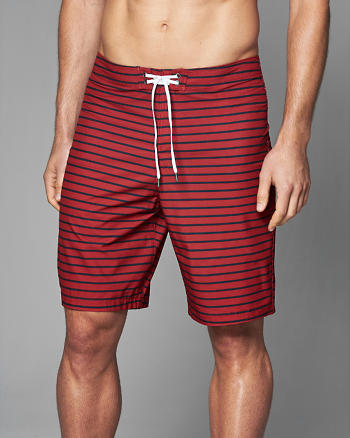 "ANF 9"" Board Fit Swim Shorts"