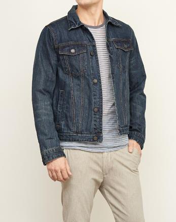 ANF Classic Denim Jacket