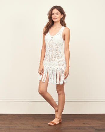 ANF Crochet Swim Cover Up