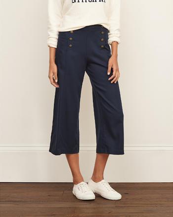ANF Wide Leg Sailor Pants