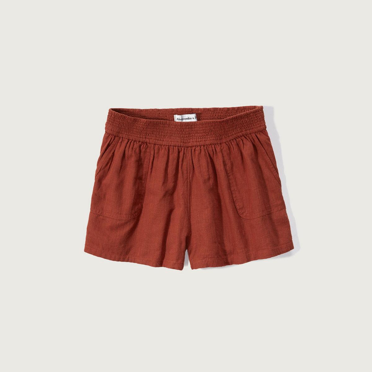 Linen Soft Shorts