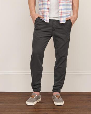 ANF Jogger Chino Pants