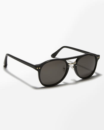 Mens Round Sunglasses