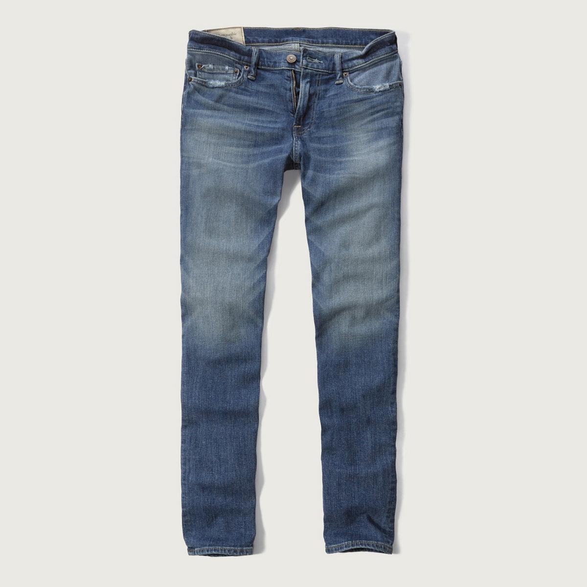 Super Skinny Everyday Stretch Jeans