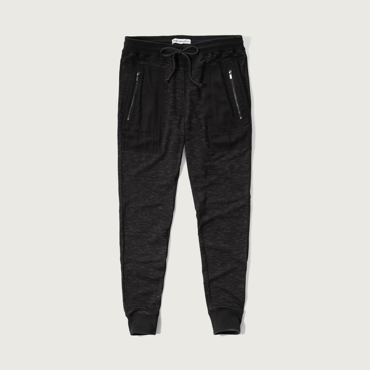 Zip Pocket Joggers