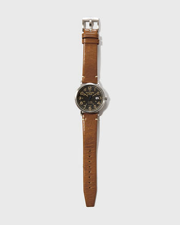 ANF Heritage Leather Watch