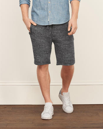 ANF Sweater Knit Shorts