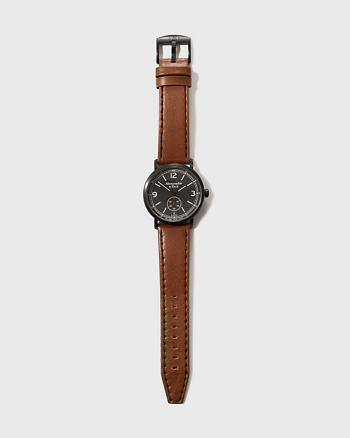 ANF Classic Leather Watch