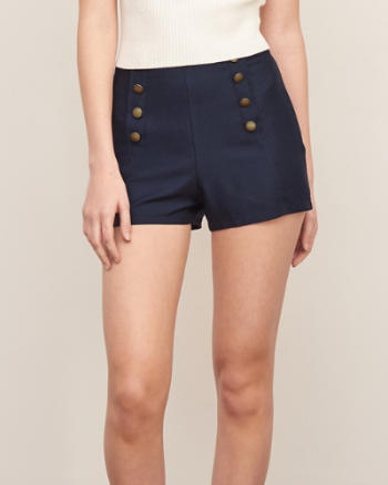 Womens Sailor Shorts