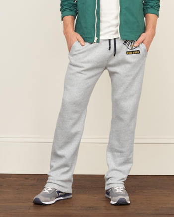 Mens Embroidered Logo Sweatpants