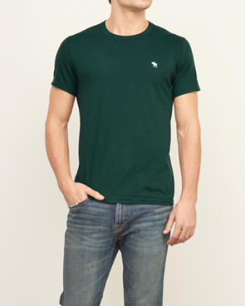 Mens Athletic Crew Tee