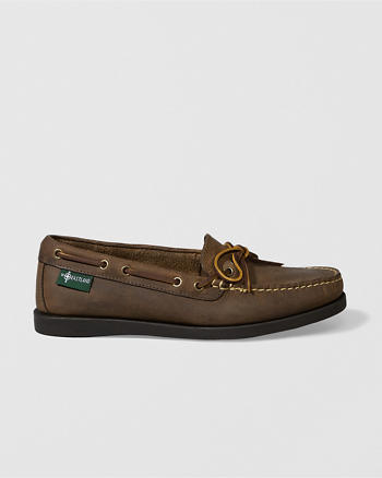 ANF Eastland Leather Yarmouth Boat Shoes