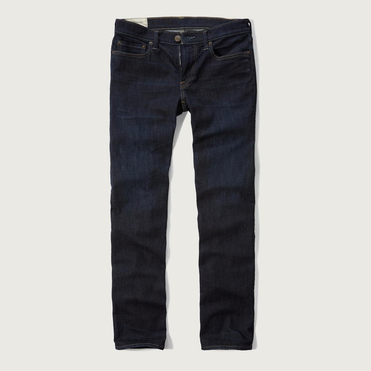 Slim Straight Everyday Stretch Jeans