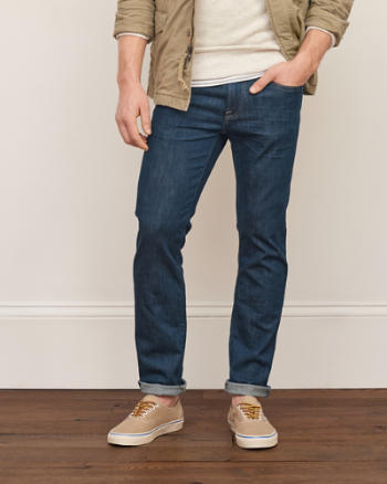 Mens Skinny Stretch Jeans