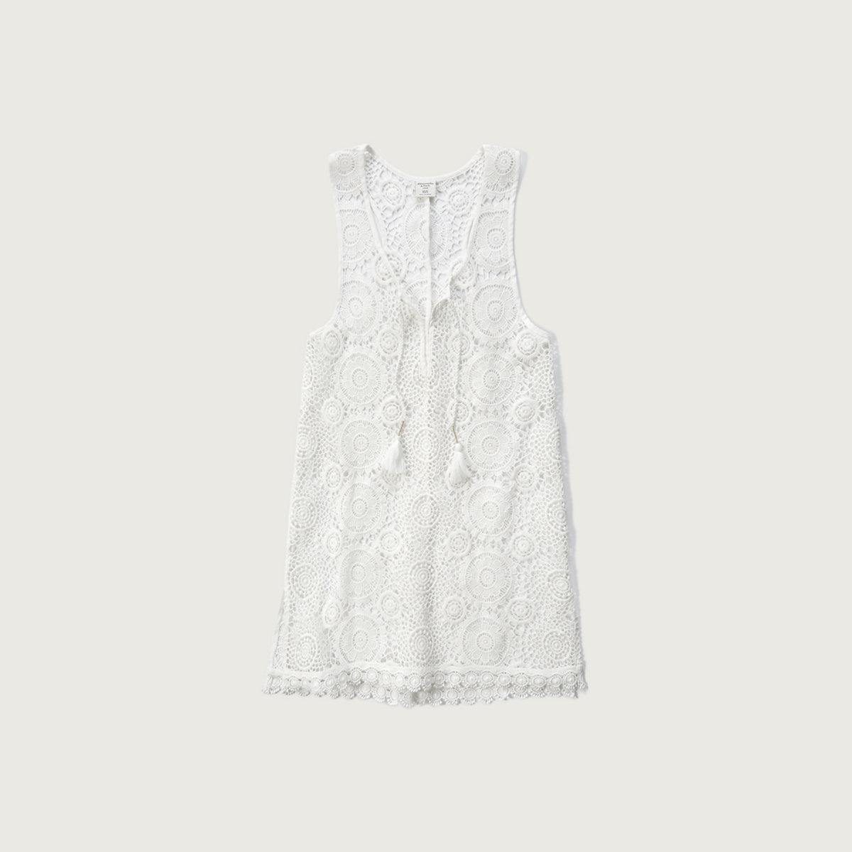 Lace Swim Cover Up
