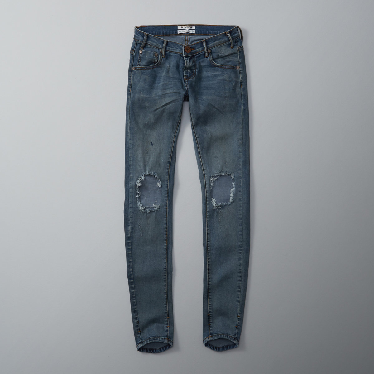 One Teaspoon Loonies Skinny Jeans