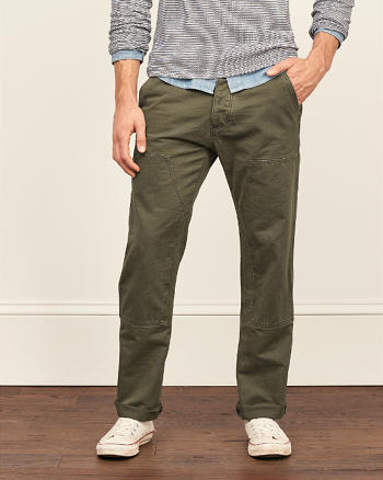 ANF Washed Carpenter Chino Pants