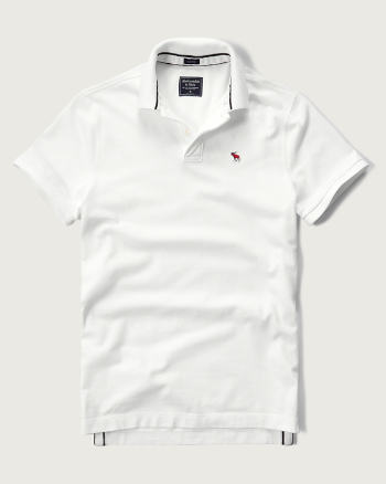 Mens Classic Fit New Icon Polo