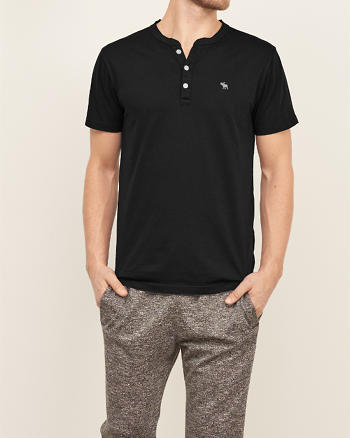 ANF Classic Fit Henley
