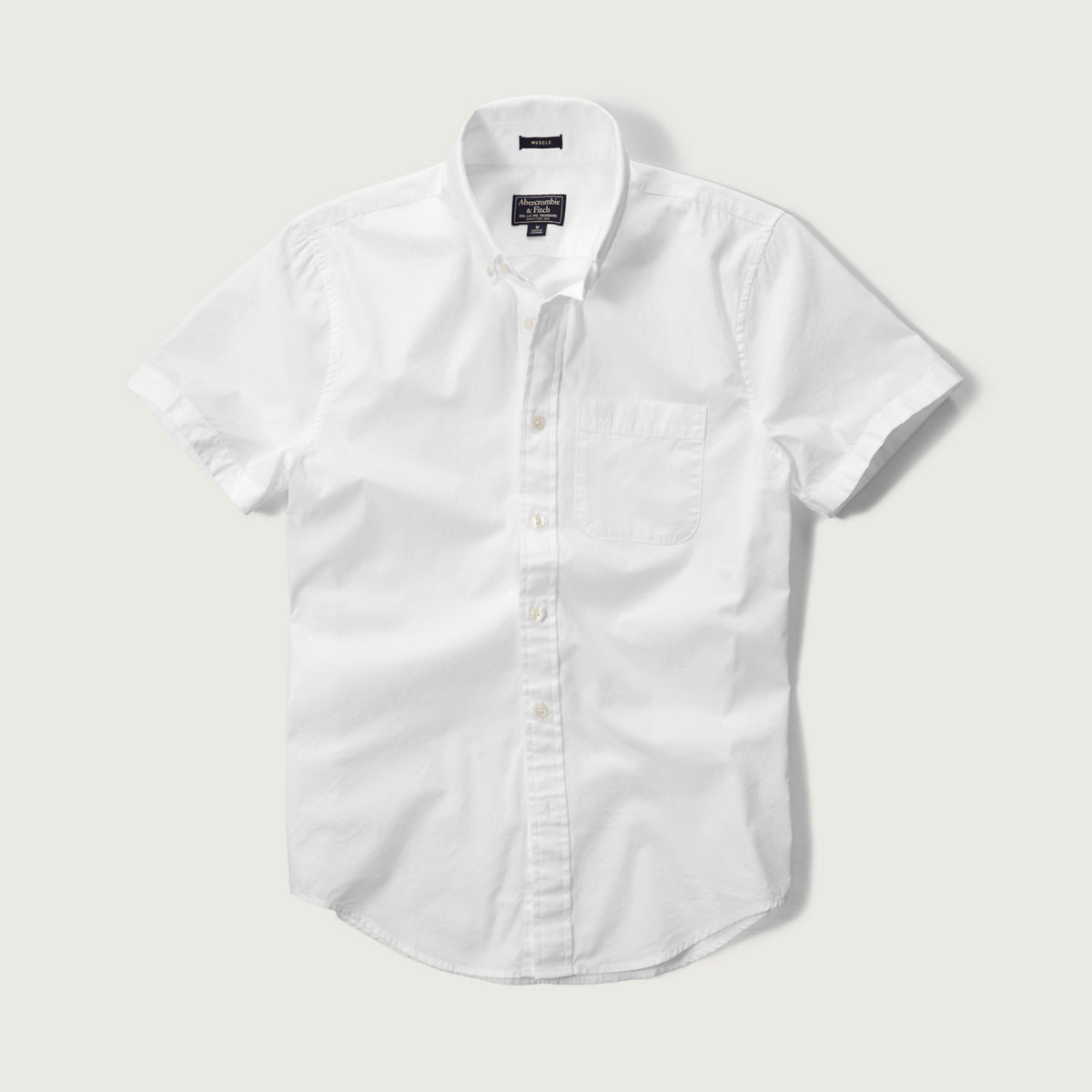 Iconic Poplin Short Sleeve Shirt