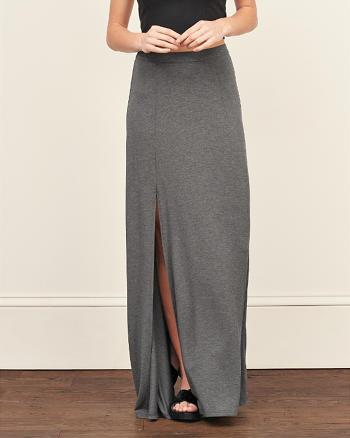 ANF Knit Maxi Skirt