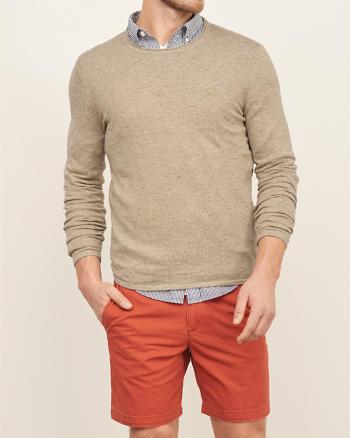 ANF Long Sleeve Crew Sweater