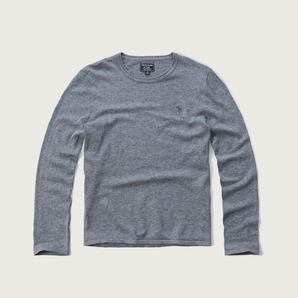 Iconic Crew Neck Sweater