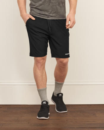 ANF Active Running Shorts