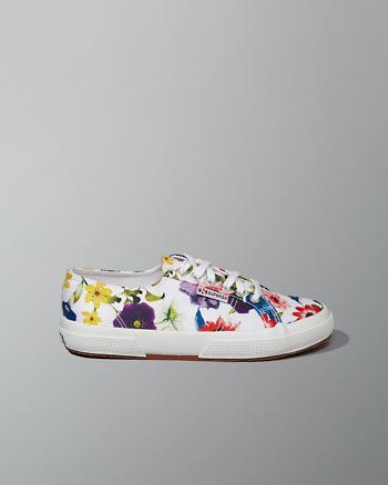 ANF Superga Cotu Floral Sneakers