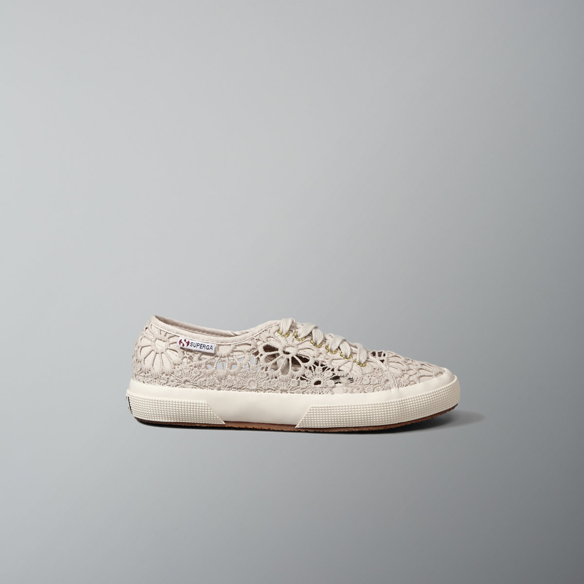 Superga Macrame Sneaker