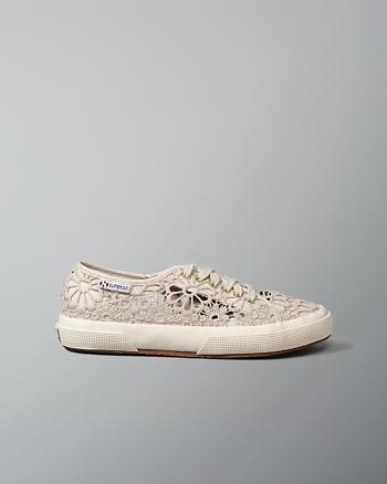 ANF Superga Macrame Sneaker