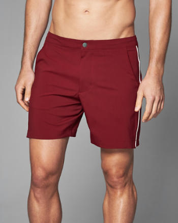 Mens 7'' Tailored Trunk Fit Short