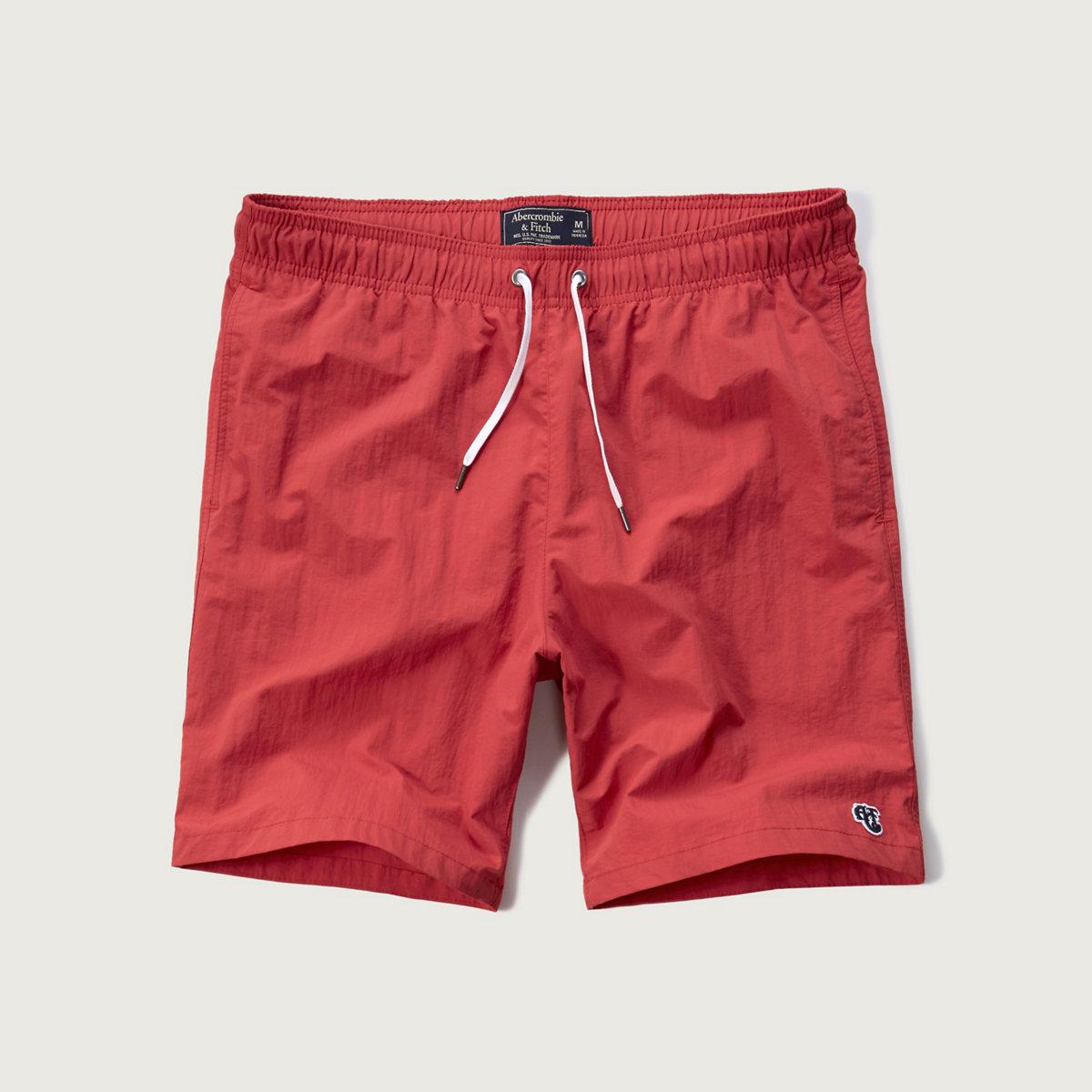 7'' Trunk Fit Swim Shorts