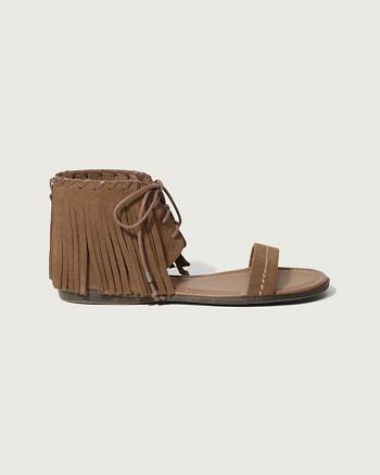 ANF Minnetonka Antigua Sandal
