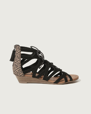 ANF Minnetonka Merida Wedges