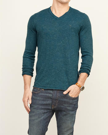 ANF V Neck Sweater