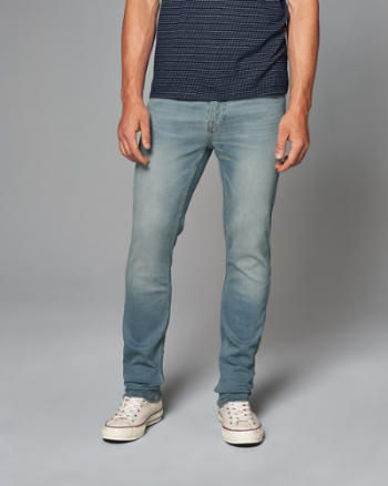 Mens Skinny Performance Jeans