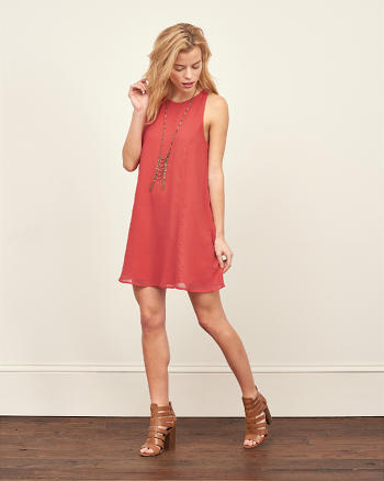 ANF Easy Swing Dress