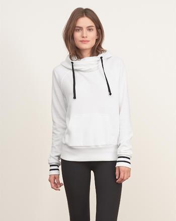 ANF Crossover Hooded Sweatshirt