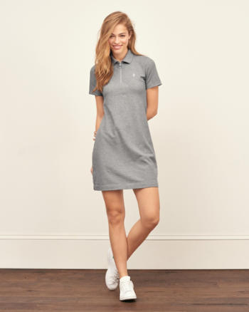 Womens Polo Dress