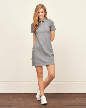 ANF Polo Dress