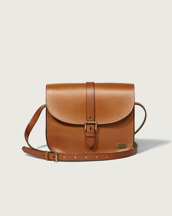 ANF Faux Leather Crossbody Purse