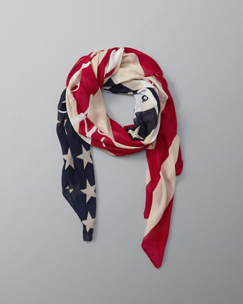 ANF Americana Scarf