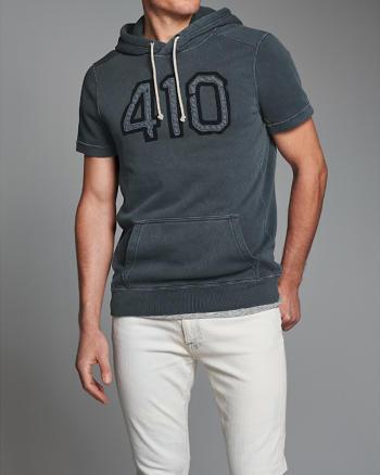 ANF Garment Dye Hoodie