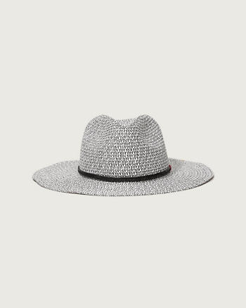 ANF Patterned Panama Hat
