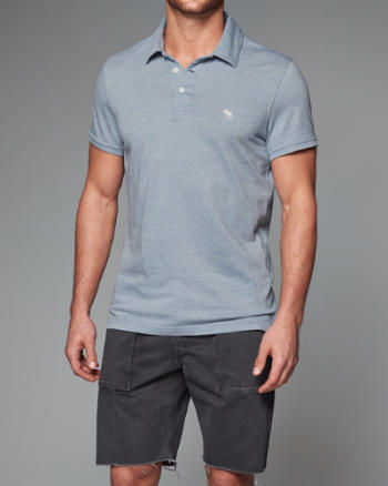Mens Supima Cotton Polo