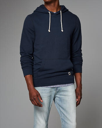 ANF Iconic Terry Hoodie
