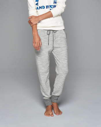 Womens French Terry Joggers