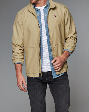 ANF Harrington Jacket